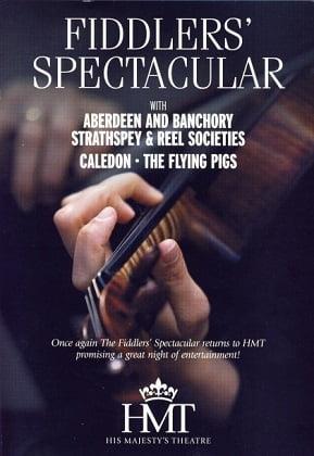 Fidders' Spectacular Programme, 2011