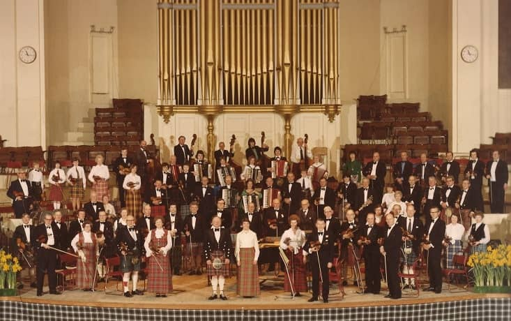 50th Anniversary Concert at the Music Hall, 1978
